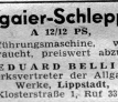 Allgaier Schlepper