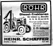 Röhr Schlepper