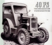 MAN 40 PS Schlepper